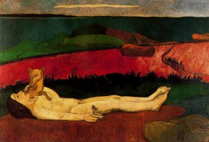 "Gauguin's ""Death of a Virgin"""