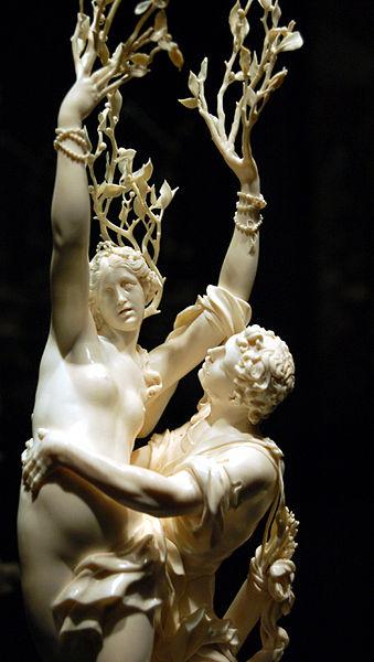 """""""Apollo und Daphne"""" by Jakob Auer"""