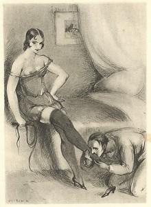 Dresseuses d'Hommes by Luc Lafnet