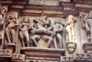 Kandariya Mahadev Temple. Photo by Vu2sga